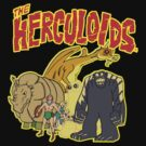 The Hurculoids by BUB THE ZOMBIE