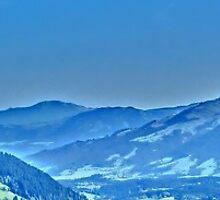Tiroler Berge by VolkerPA