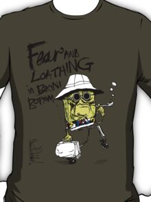 Fear and Loathing in Bikini Bottom T-Shirt