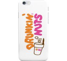 Drunkin' Nuts iPhone Case/Skin