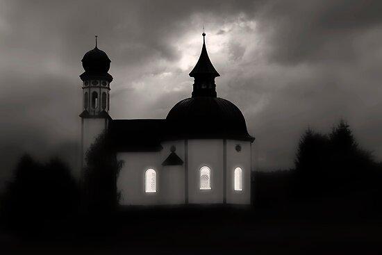 Twilight Ritual by JimBremer