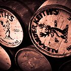 Alexander Keith's Barrels by jphphotography