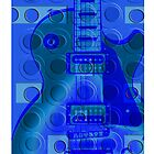 les paul study 2 by david balber