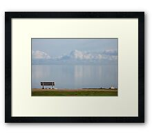 View of Gulf St Vincent Framed Print