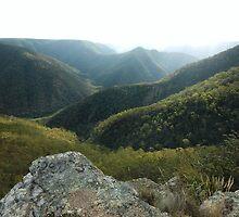 Kangaroo Valley Plateau by trekarts