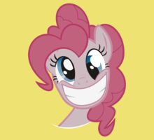 Pinkie Pie Party in my Head no text Kids Clothes