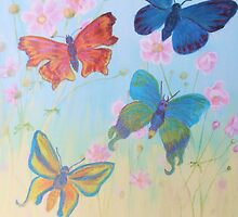 Butterflies for Lilly by Susan Duffey