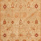 Indian Floral Textile by goodedesign
