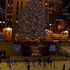 Rockafeller Christmas Tree by JMChown