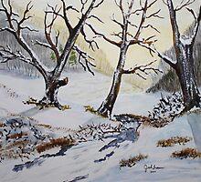 Winter Warmth by Jack G Brauer