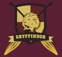 Gryffindor Quidditch (2) by forcertain