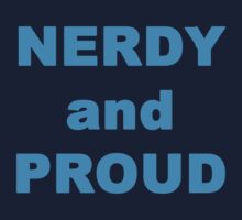 Nerdy and Proud by kkthe5th