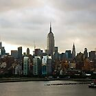 MIdtown from the Hudson by gzupruk