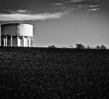 The Water Tower by Chris Cardwell