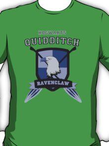 Ravenclaw Quidditch (3) T-Shirt