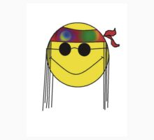 Hippie Face by Bill Cannon