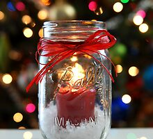 Mason Jar Light by CathyS