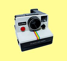 Polaroid OneStep  by Ross Jardine