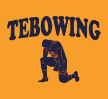 TEBOWING by starone