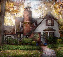 Cottage - Westfield, NJ - Grandma Ridinghoods house by Mike  Savad