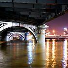 Under the Bridge by IndyaConnley