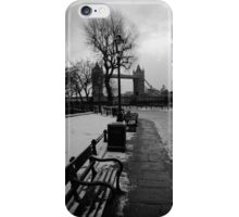 London V iPhone Case/Skin