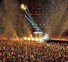 Crowd Atmosphere at AC/DC by IndyaConnley