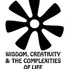 Adinkra Designs: Wisdom, Creativity & the Complexities of Life by Keith Richardson