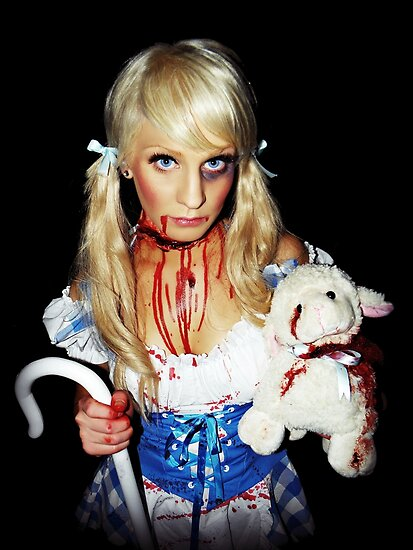Little Bo Peep by MargaretMyers