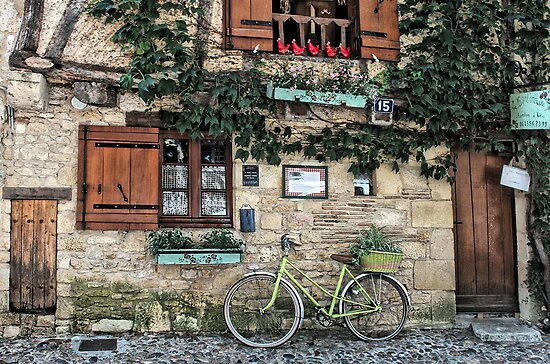 This is France  ! by Irene  Burdell