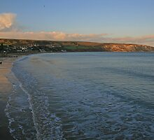 Ballard Down from Swanage by RedHillDigital