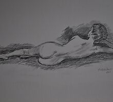 Nude by Tricia Winwood