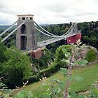 Clifton Suspension Bridge 01 by James Kowacz