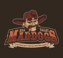 Hill Valley Maddogs by hasUnow
