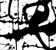 Splat splat Splat Sticker