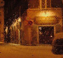 Feelings and remembers..chaverim sheli.חברה של . It's snowing in Cracow - Kazimierz -  Yiddish: קוזמיר)  . Adar 5768 . by Brown Sugar. Favorites: 3 Views: 190 . Thx! by © Andrzej Goszcz,M.D. Ph.D