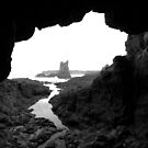 The tower from the mosquito cave by Alfredo Estrella
