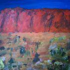 The Rock by glenn  archer