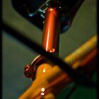 Bike seat by apsjphotography
