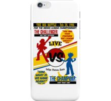 The Big Battle iPhone Case/Skin