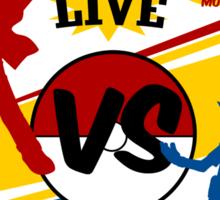 The Big Battle Sticker