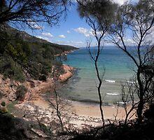 Pretty Inlet, Coles Bay, Tasmania, Australia. by kaysharp