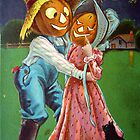 Happy Halloween by Susan S. Kline