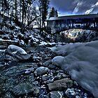 Cold creek bridge by EmanuelAZ