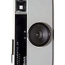 Kodak Instamatic 28 Camera by Ross Jardine