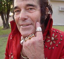 Elvis Lesley II by Gary Kelly