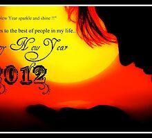 Happy New Year 2012 by Saif Zahid