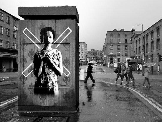 Stevenson Square, Manchester, UK by Nick Coates