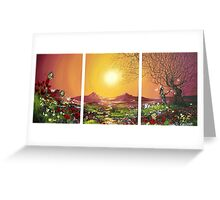 Heaven on Mother Earth (HOME) Greeting Card