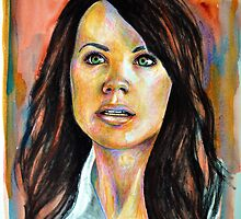 Erica Durance by FDugourdCaput